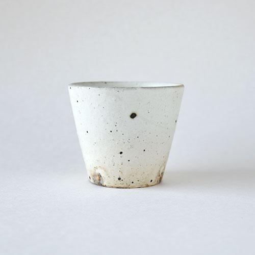 そばちょこ【陶器・粉引】/十河 隆史