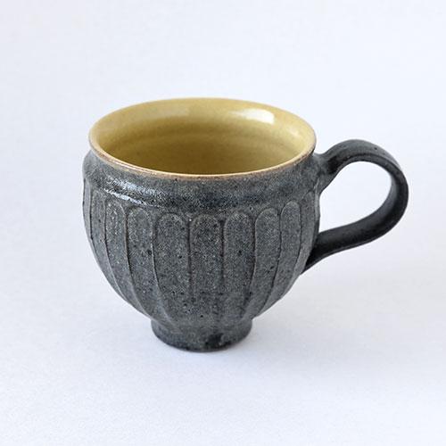 古色しのぎ マグカップ【陶器】/十河 隆史