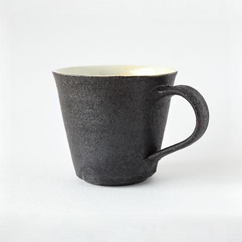 粉引 マグカップ【陶器】/十河 隆史(T-POTTERY)
