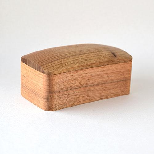 木のバターケース/難波 行秀