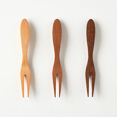 ミニフォーク/TANBANANBA 木の仕事