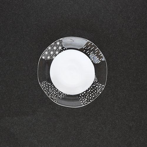 切子の小皿/時澤真美
