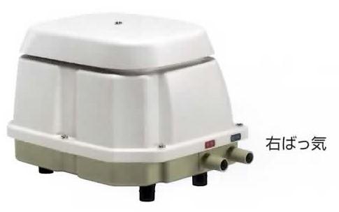 【消費税込・送料無料】日東工器 メドーサイレントブロワ 逆洗タイマー付 LAG-80B