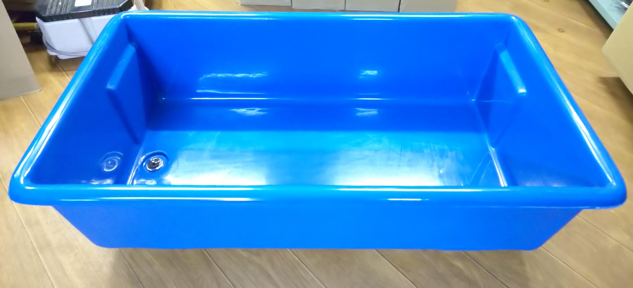 【送料・消費税込】FRP水槽 小型水槽 錦鯉検寸器 メジャーなし 飼育水槽