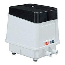 【消費税込・送料無料】安永電磁式エアーポンプ 浄化槽用逆洗機能付き EP-100H2T(S) 左右散気選択