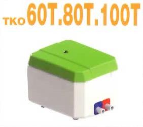【消費税込・送料無料】大晃電磁式ダイヤフラムブロア TKO-100T