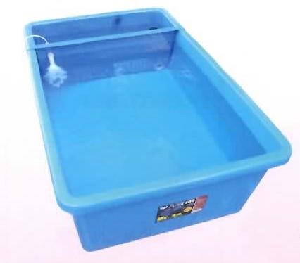 【消費税込】FRP製 ブル・コン400用 濾過槽+水槽セット