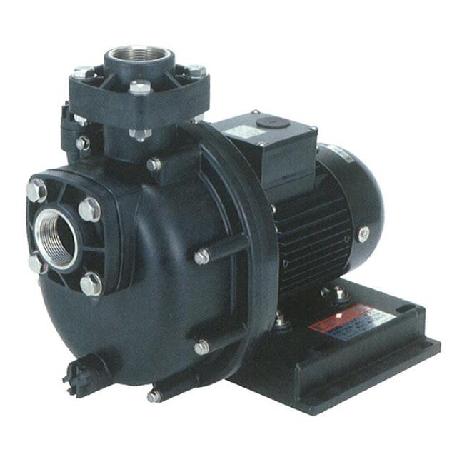 三相電機 樹脂製ポンプ 海水対応 PSPZ-4031A (50Hz) 単100V