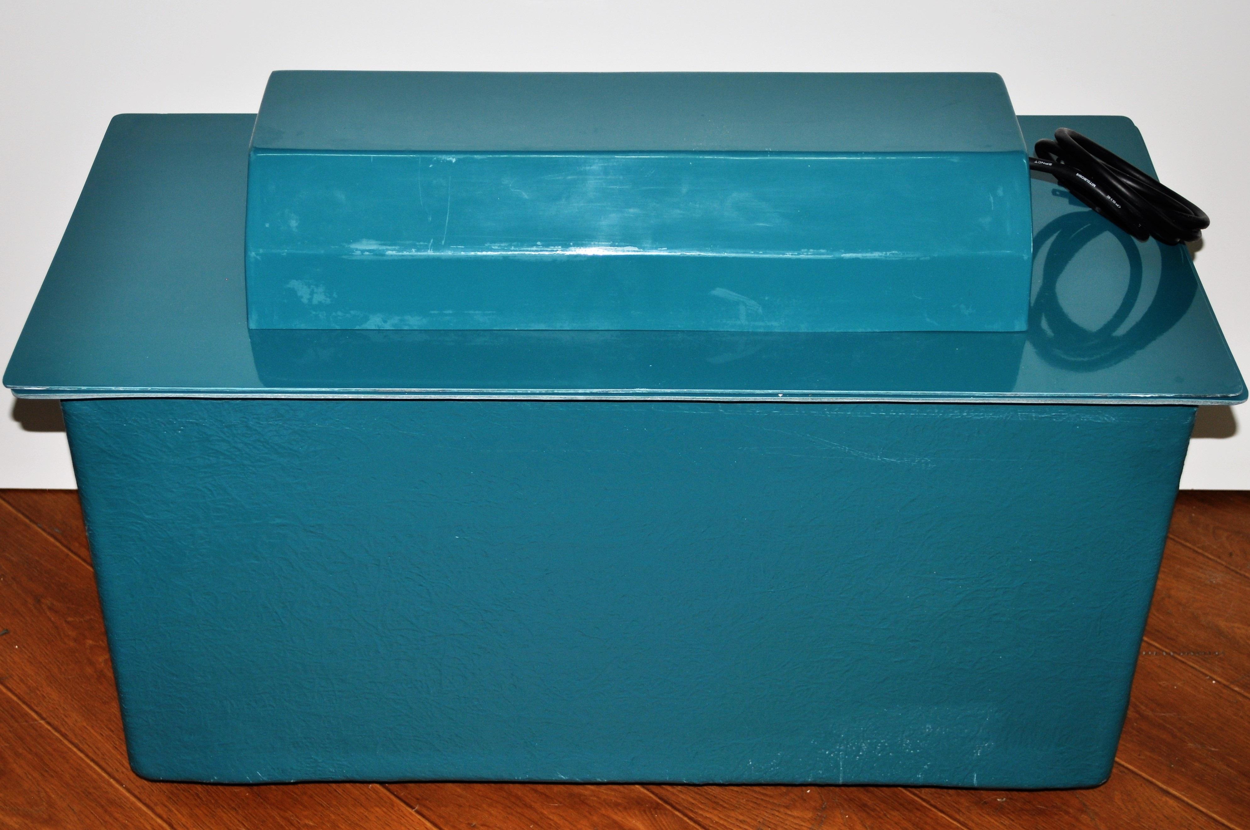 【消費税込・送料無料】 NEWクリーンボックス SD-30(15W殺菌灯2灯付) CLEAN-BOX-SD-30
