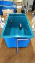 【消費税込】FRP水槽 一体型水槽 US-500B