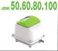 【消費税込・送料無料】大晃電磁式ダイヤフラムブロア JDK-100