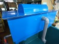 【消費税込・送料無料】FRP水槽 SF-1000濾過槽用カサ付殺菌灯・フタセット SF-1000-DEO_LAMP