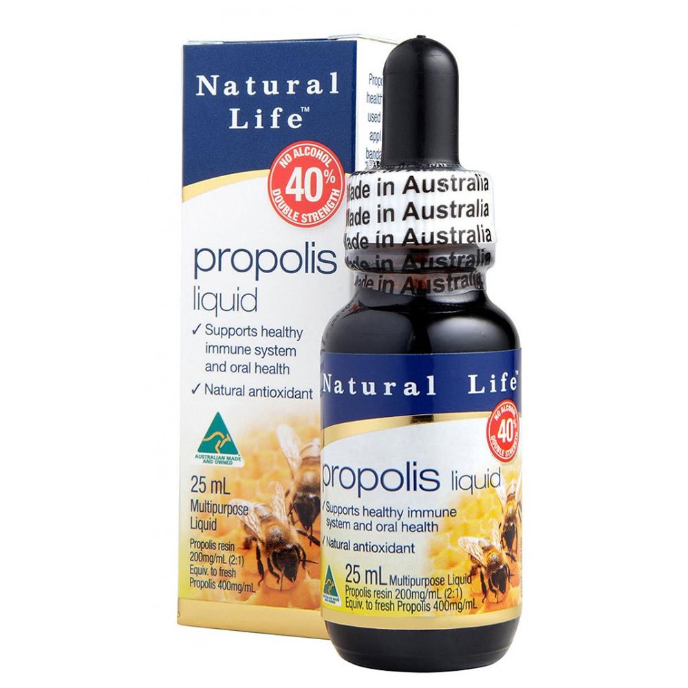 液体プロポリス40% 25ml