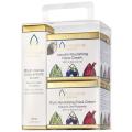 フィト(植物性プラセンタ)濃縮美容液&フェイスクリーム&ラノリン・栄養フェイスクリーム