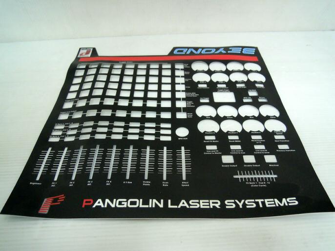 AKAI APC40 Pangolin(パンゴリン)Beyond(ビヨンド)仕様用スキン