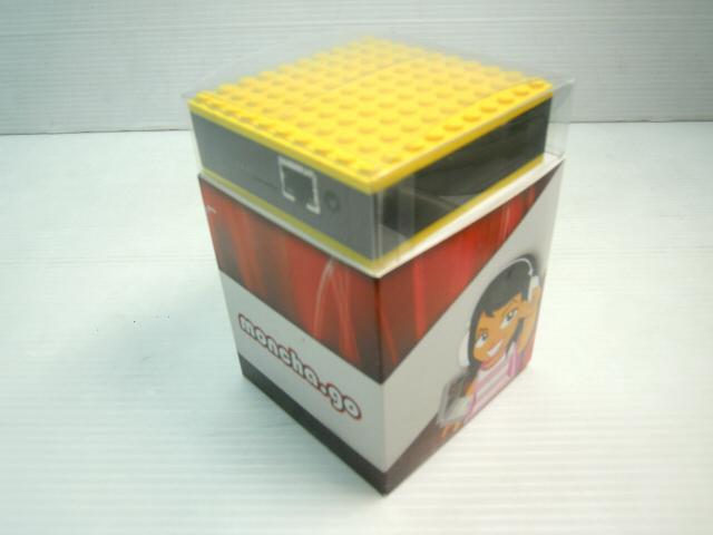低価格、超小型レーザーILDAコントローラー Moncha.go (モンチャゴー)取り寄せ品