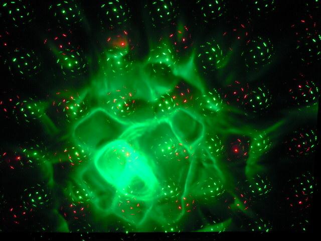 プラネットエフェクトライト 満点の星,そしてLEDで惑星のようなイメージを表現 幻想的な光の演出 新しいエフェクトライト