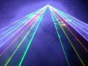 光学式7カラーレーザーライト(レーザービーム)600mw 限定入荷