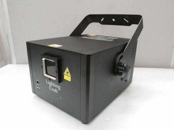 【処分品】新品1.6W 40Kスキャナー高性能RGBレーザーS1600RGB+