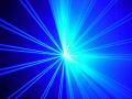 600mw ハイパワーブルーレーザーライト(レーザービーム)