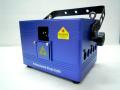 【新製品!】光学式スキャナーインテンシティー機能付 1W RGB フルカラーレーザーライト(レーザービーム)