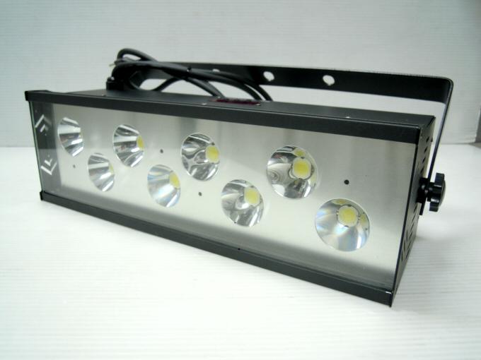 【特価】新品200W LEDストロボ(結構明るいです):テスト商品処分
