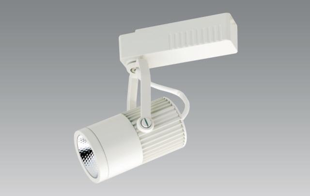 【特選品お買い得セール】 UNITY/ユニティ LEDダクトレール用スポットライト 調光対応タイプ JR12V50W相当 色温度3000K~2000K 中角 本体ホワイト ☆LEDレールライト あかね☆ USL-5152MW
