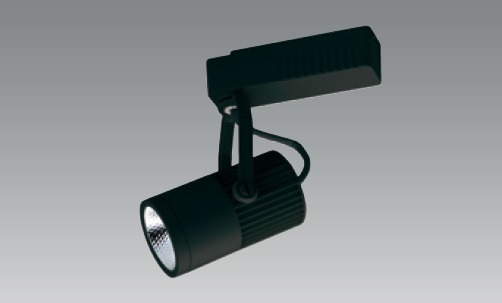 【特選品・在庫限り】 UNITY/ユニティ LEDダクトレールスポットライト 調光対応タイプ JR12V50W相当 色温度3000K 狭角 本体ブラック ☆LEDレールライト DIM SPOT☆ USL-5151NB-30