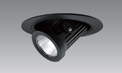 【即納】 UNITY/ユニティ LEDダウンスポット 小型 JR12V50W相当 埋込穴100mm 色温度2700K 狭角 本体ブラック ☆ファインホープダウン☆ UDL-1161NB-27-B2+LF-GIR012YA0250U ※電源ユニット付