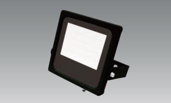 【納期2~3日】 UNITY/ユニティ LED屋外照明 投光器 HID100W相当 色温度3000K 防雨型 本体ブラック ☆FLOOD LIGHT☆ TS-810-50-30-B