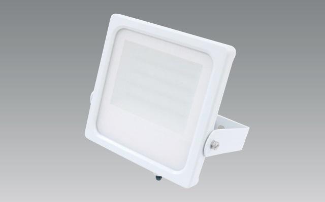 【納期2~3日】 UNITY/ユニティ LED屋外照明 投光器 HID100W相当 色温度3000K 防雨型 本体ホワイト ☆FLOOD LIGHT☆ TS-810-50-30-W