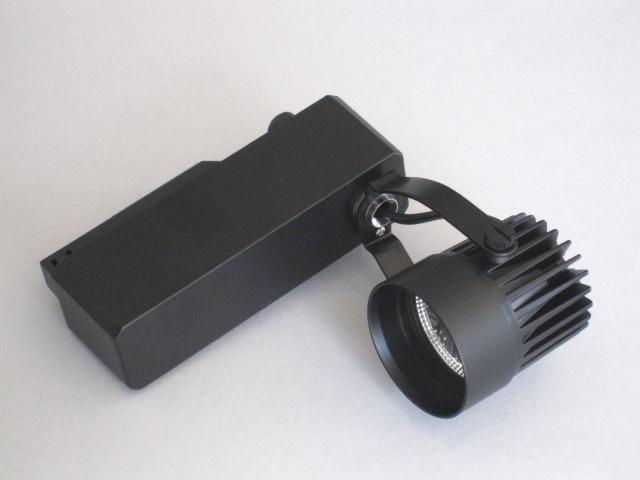 【特選品お買い得セール】 UNITY/ユニティ LEDダクトレールスポットライト 小型 JDR100V40W相当 色温度2700K 狭角 本体ブラック ☆LEDレールライト スポット☆ USL-5160NB-27