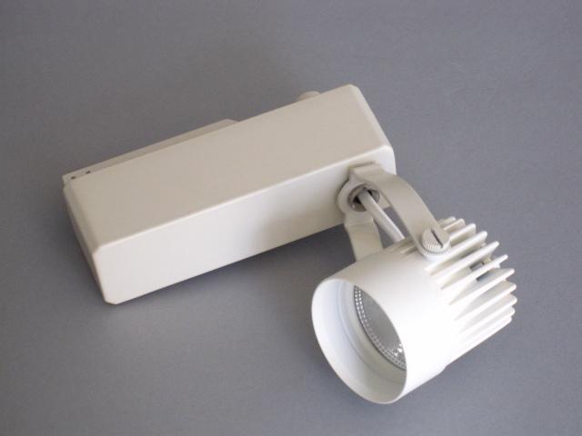 【特選品お買い得セール】 UNITY/ユニティ LEDダクトレールスポットライト 小型 JDR100V40W相当 色温度4000K 中角 本体ホワイト ☆LEDレールライト スポット☆ USL-5160MW-40