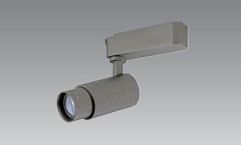 【新商品・即納】 UNITY/ユニティ LEDダクトレールスポットライト 配光角度調整可能タイプ JR12V50W相当 色温度2700K 本体グレー ☆LEDレールライト LUTEA☆ USL-5101G-27