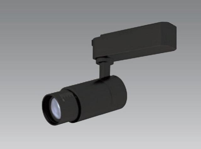 【新商品・即納】 UNITY/ユニティ LEDダクトレールスポットライト 配光角度調整可能&調光対応タイプ JR12V50W相当 色温度2700K 本体ブラック ☆LEDレールライト LUTEA  調光タイプ☆ USL-5102B-27