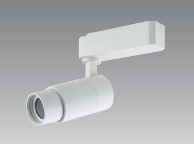 【新商品・即納】 UNITY/ユニティ LEDダクトレールスポットライト 配光角度調整可能&調光対応タイプ JR12V50W相当 色温度2700K 本体ホワイト ☆LEDレールライト LUTEA  調光タイプ☆ USL-5102W-27