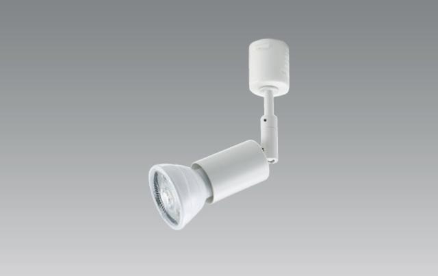 【即納】 UNITY/ユニティ LEDダクトレールスポットライト 本体ホワイト ☆ダイクロハロゲン電球形LEDランプ 電球交換可能型  type-E series[E11]☆ USL-185W-70 ※LED電球別売