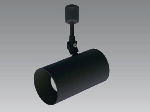 【即納】 UNITY/ユニティ LEDダクトレールスポットライト 本体ブラック ☆一般電球形LEDランプ(E26) 電球交換可能型  type-E series[E26]☆ USL-5006B ※LED電球別売