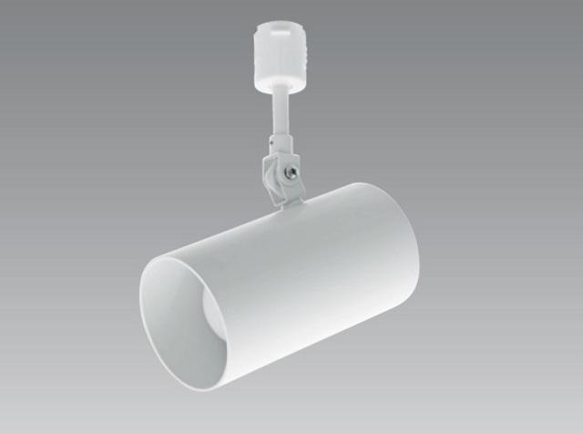 【即納】 UNITY/ユニティ LEDダクトレールスポットライト 本体ホワイト ☆一般電球形LEDランプ(E26) 電球交換可能型  type-E series[E26]☆ USL-5006W ※LED電球別売