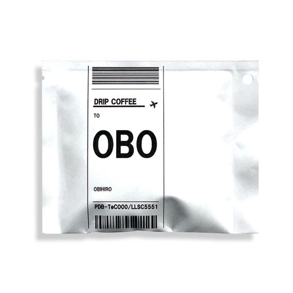 【DRIP COFFEE】OBO(帯広空港) 浅煎りミックス 13g