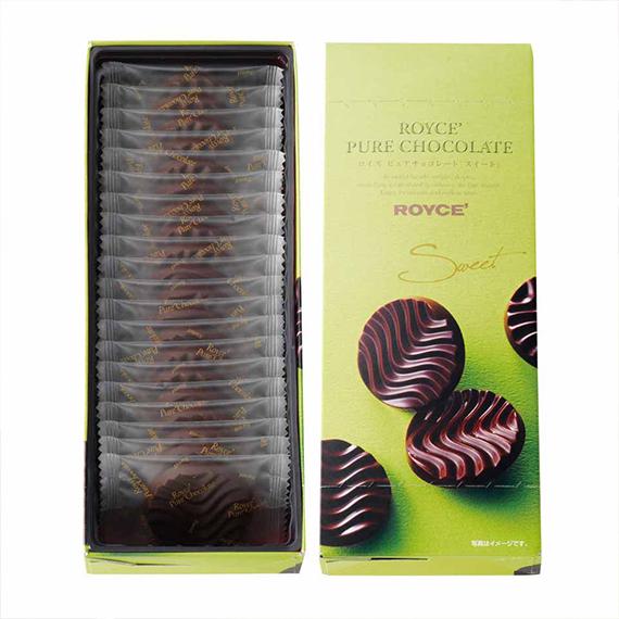 ピュアチョコレート[スイート]20枚