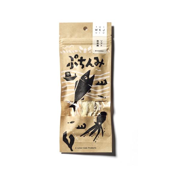 ぷちんみ WKJ(稚内空港) ソフト助宗鱈