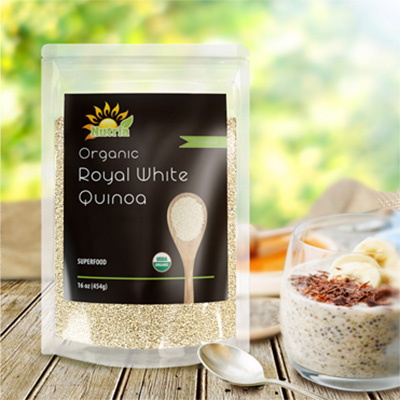 Nutria Organic Quinoa  オーガニック キヌア