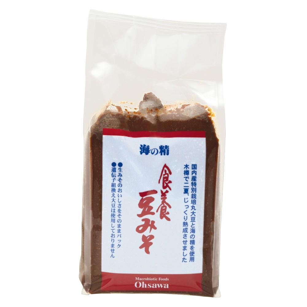 海の精・食養豆みそ 1kg
