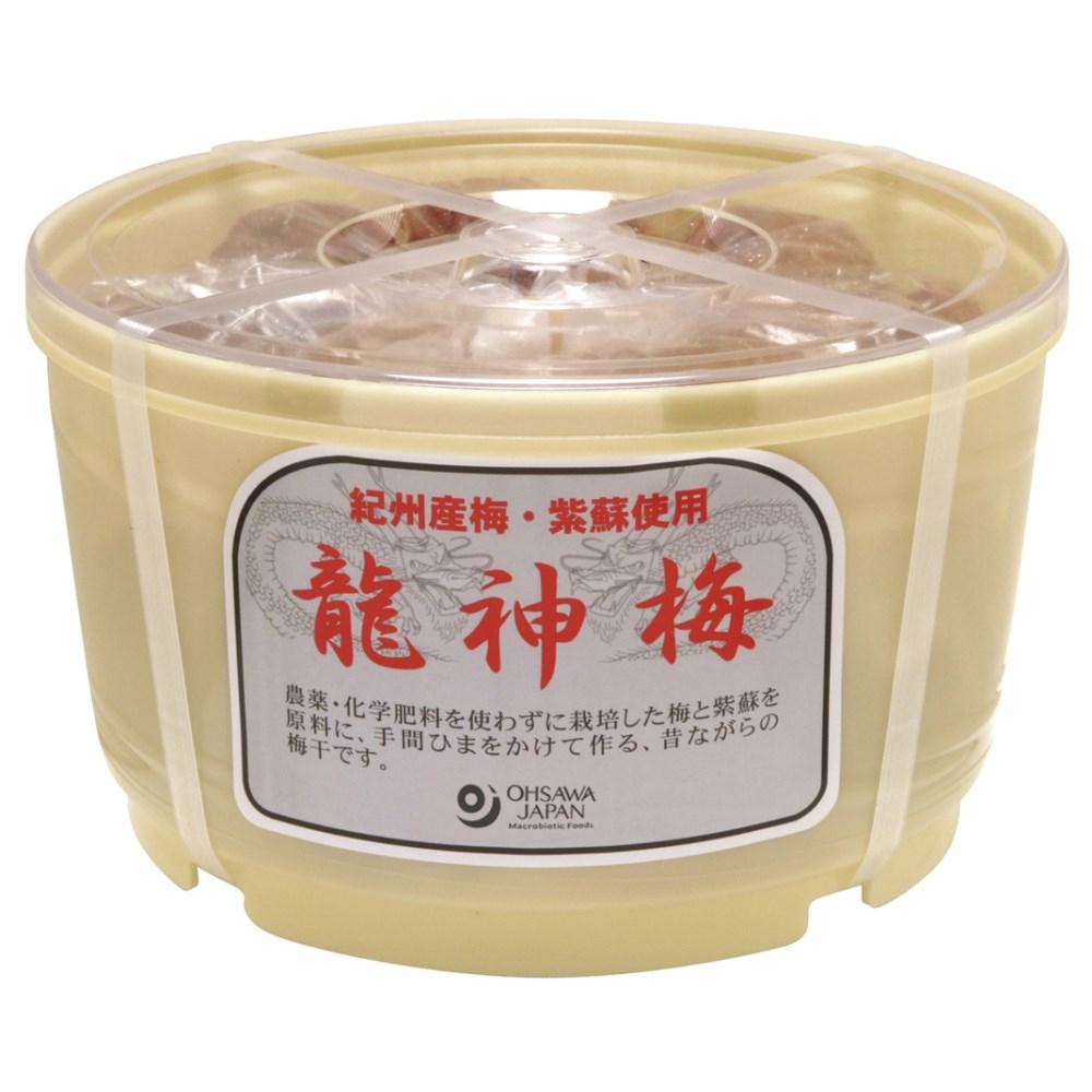 龍神梅(りゅうじんうめ) (樽) 1kg