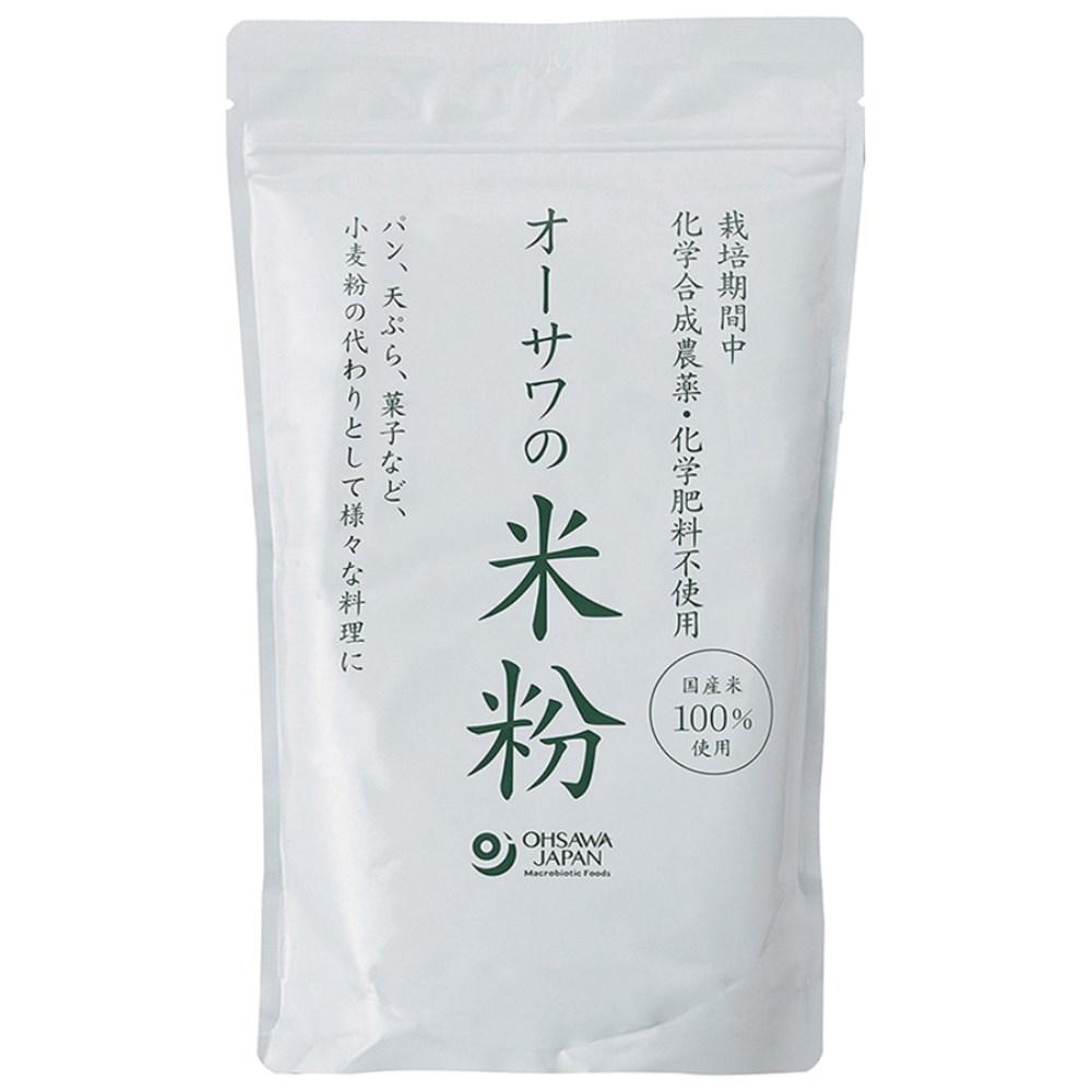 オーサワの国内産米粉 500g