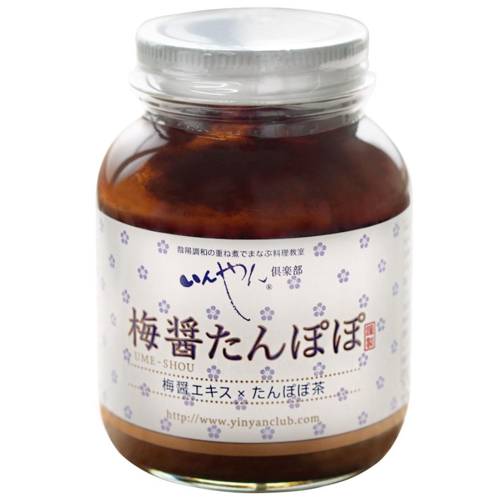 梅醤(うめしょう)たんぽぽ 250g
