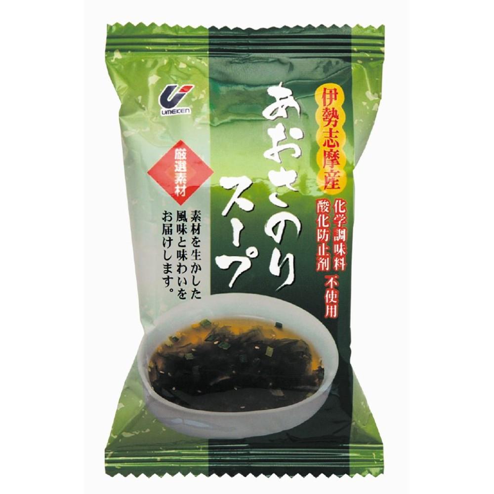 あおさのりスープ 1食分(3.5g)