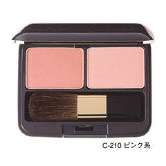 リマナチュラル ピュアチークカラー C210 ピンク(ピンク・ライトピンク) 本体 5.4g