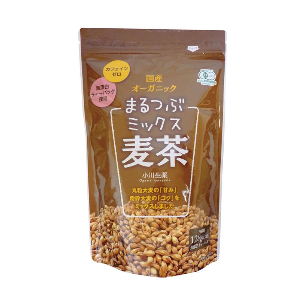 まるつぶミックス麦茶 120g(8g×15袋)